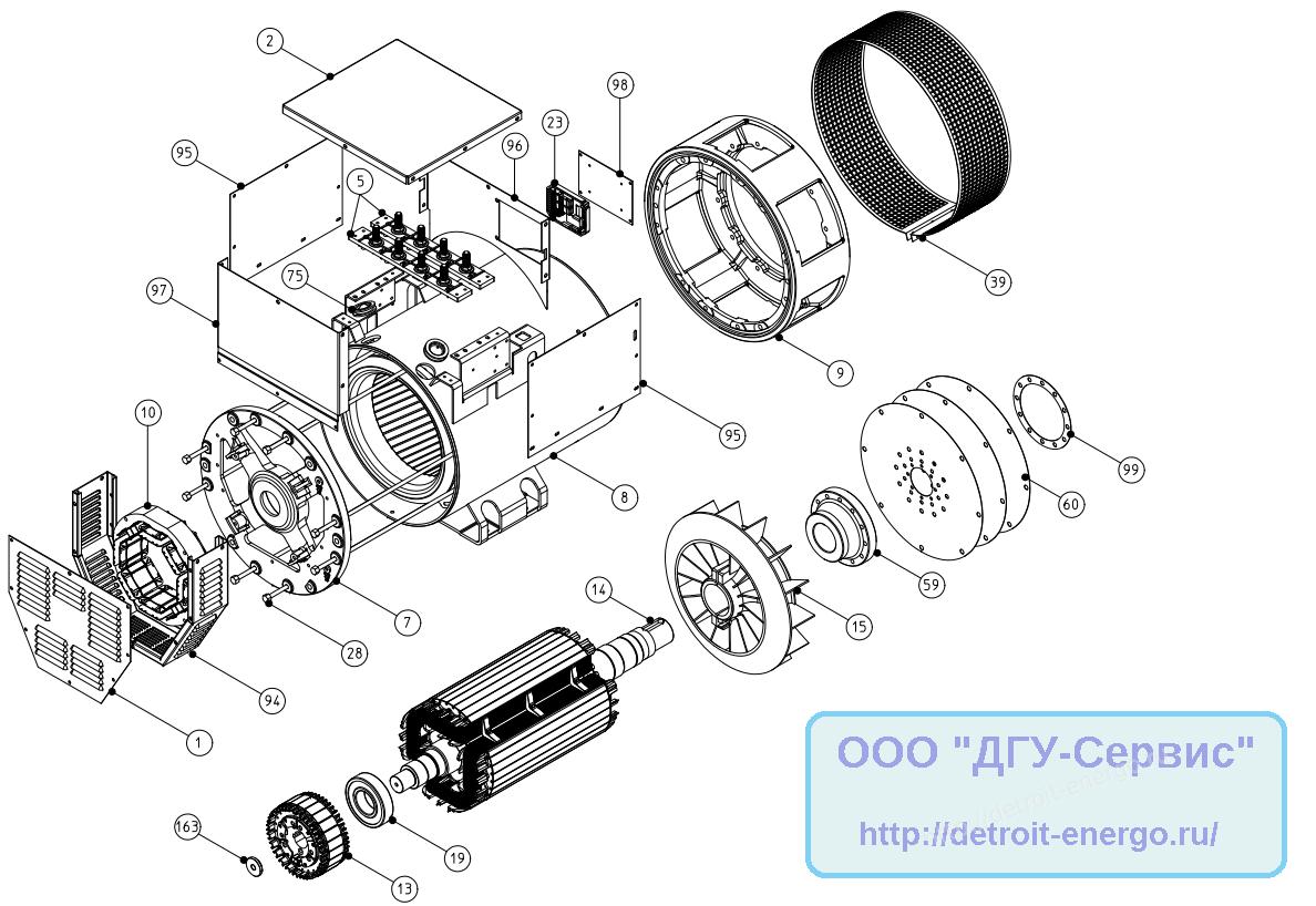 Mecc Alte Eco 38 4 Wiring Diagram